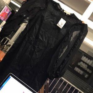 See by Chloe Black Summer Dress